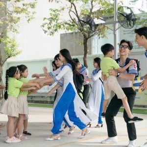 Trường liên cấp Bamboo School