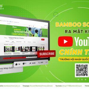 Kênh Youtube của Bamboo School